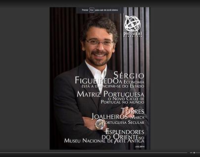Trabalho para a Revista Portugal Protocolo Nº22/2014