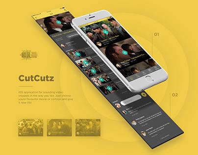 CutCutz - iOS application