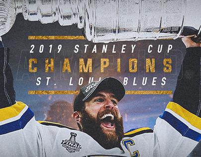 St. Louis Blues Stanley Cup Champions (2019)