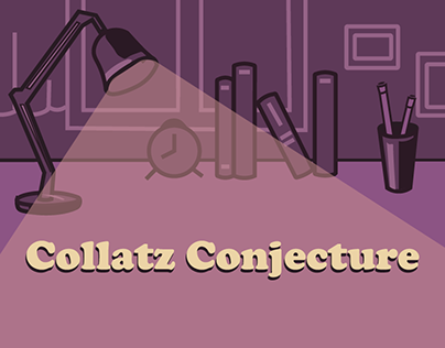 Math cycle: Collatz conjecture