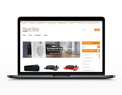 nautilus web store