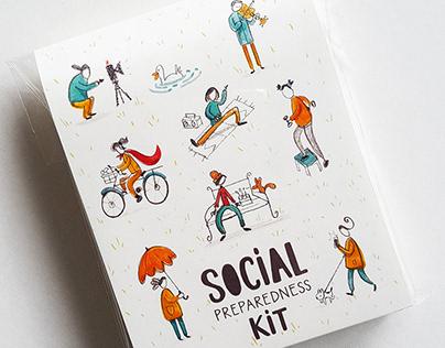 Social Preparedness Kit