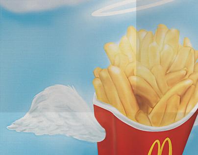 Heavenly good fries