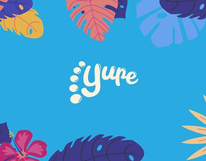 Yupe Outlet • Rebranding