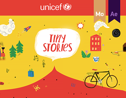 UNICEF, Tiny Stories