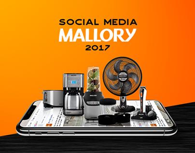Mallory | Social Media 2017