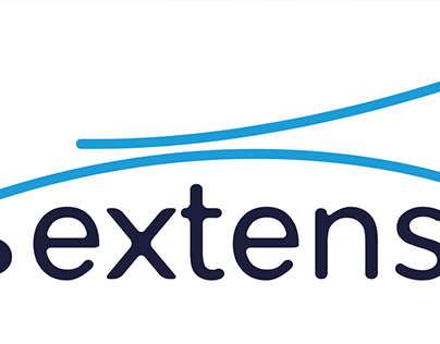 création de logo : extensia