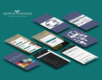 GrowthFountain: Investment Platform