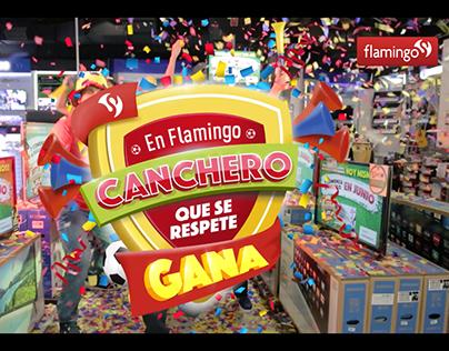CAMPAÑA CANCHERO FLAMINGO 2018