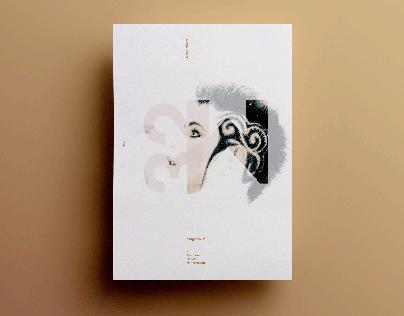 Poster M32 Hairdresser by Xavier Esclusa