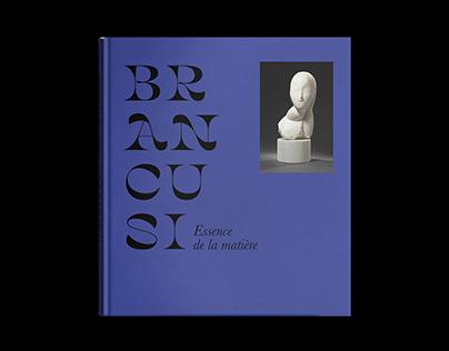 BRANCUSI - Essence de la matière - EDITORIAL