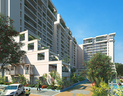 Spectra Palmwoods | Architectural Visualizations