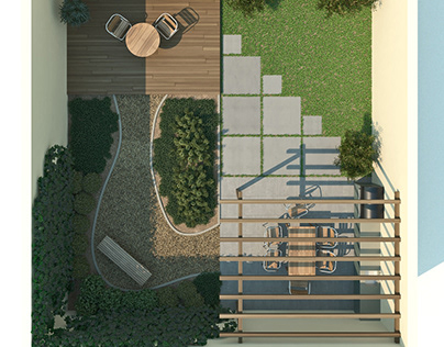 Landscaping project P1