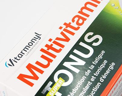 Vitarmonyl Super TONUS