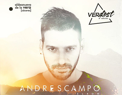 Andres Campo · Verafest 2017
