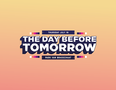 The Day Before Tomorrow 2019