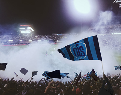 GİS Spor Kulübü | Branding Design