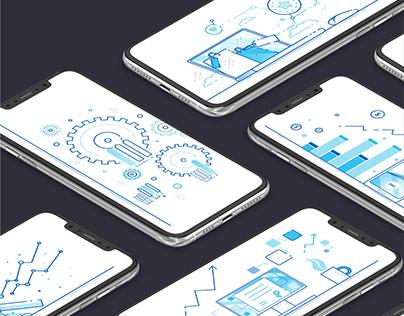 Иллюстрации для специалистов по web-разработке