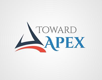Toward Apex: Logo Design