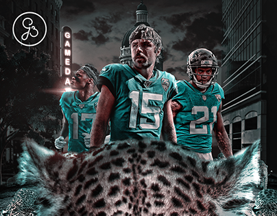 Jacksonville Jaguars - NFL 2019/20 Gameday Graphic