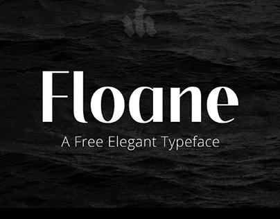 FLOANE - FREE ELEGANT DISPLAY FONT