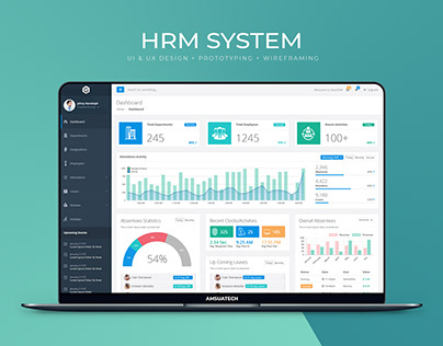 HRM System