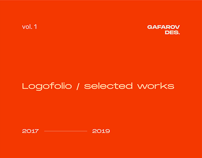 Logofolio - Selected works