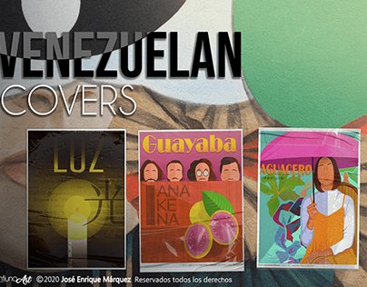 Venezuelan Covers | Illustration Project