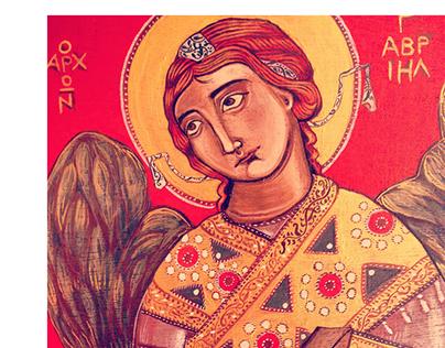 _ traditional orthodox icons #2