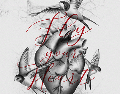 FLY YOUR HEART