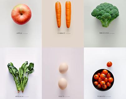 Choose fruits & vegetables
