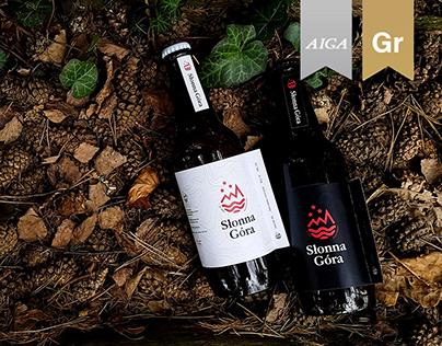 Słonna Góra - Craft Beer | Branding