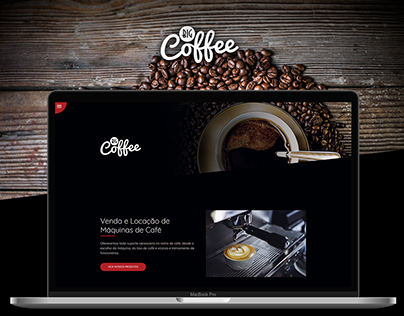 Big Coffee Website