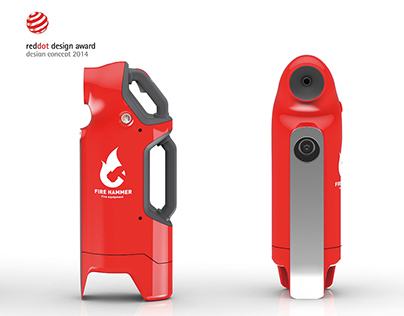 Fire Hammer-2014 Reddot design concept-team work