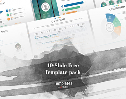 Business Presentation Template Pack | Free Download