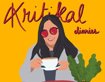 Kritikal Diaries Cover