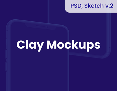 Apple Device Mockups - PSD, Sketch
