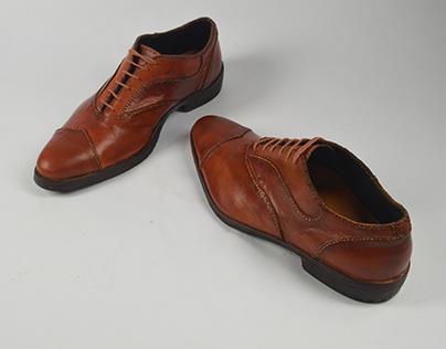 VT Oxford Dress Shoes