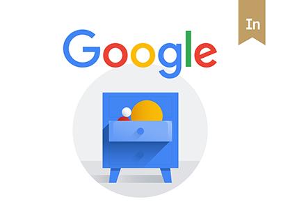 Google Account Illustrations