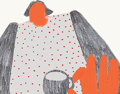 KOLEŻANKI/FRIENDS   illustration
