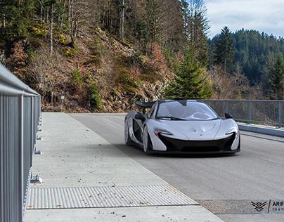 McLaren P1 - Full CG