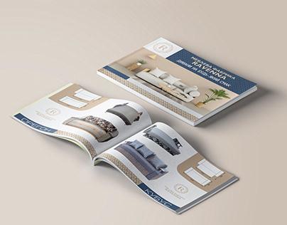 дизайн каталога диванов