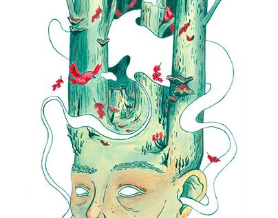 cover design »Libelle Magazine« 2