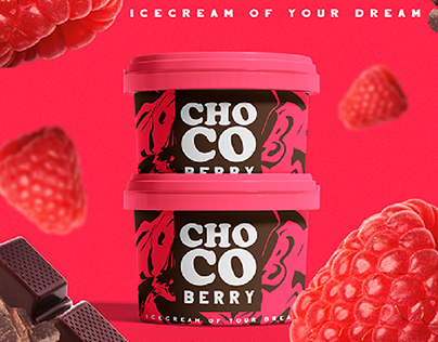 Packaging for an Ice Cream