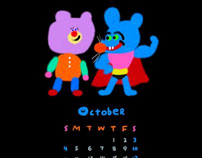 LockScreen in October