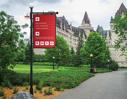 City Branding & Park Way-finding