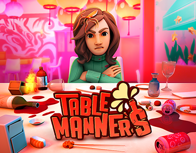 Table Manners: The Physics Based Dating Game