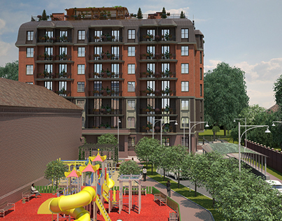 Presentation of the residential complex