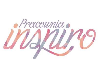 Logotype for Pracownia Inspiro