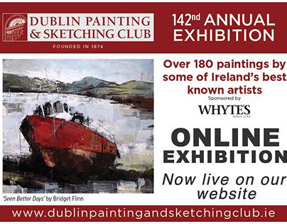 Dublin Painting & Sketching Club Annual Exhibition